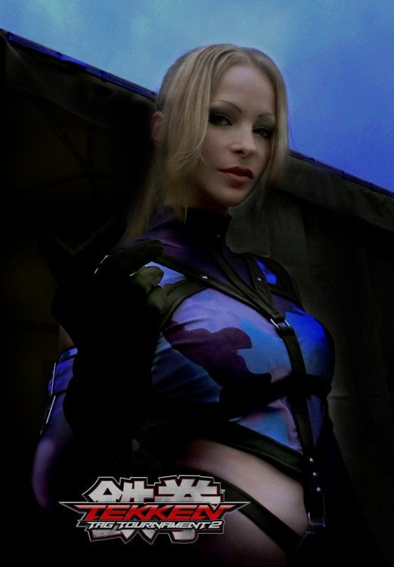 Nina Williams Stella Ssj